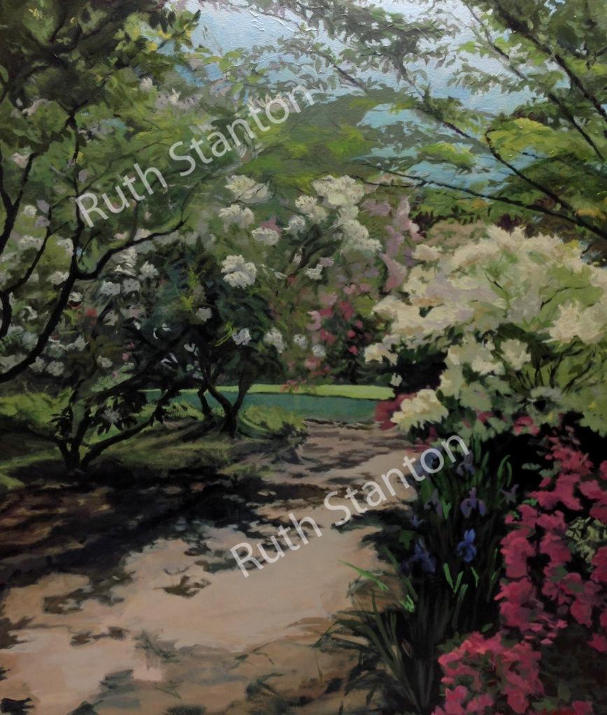 Rhododendron GardenWater
