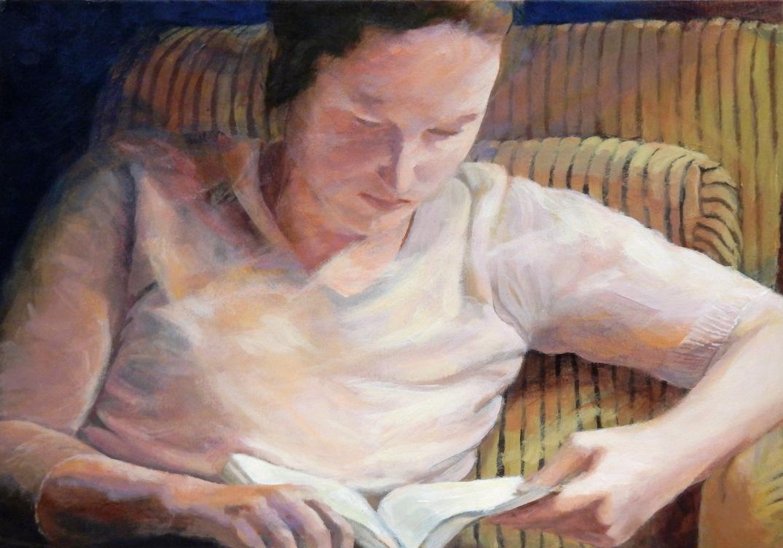 StantonRuth_Quietly Reading #2_14x20_$300
