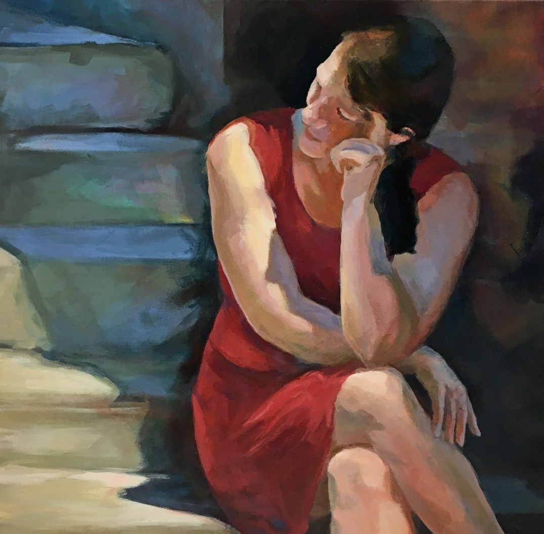 StantonRuth_Deep in Thought #2_18x18
